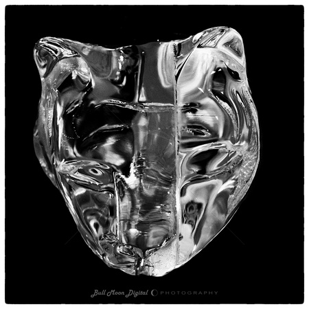Carved Ice Drink Dispenser